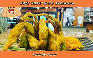 SoftShell Crab Tempura