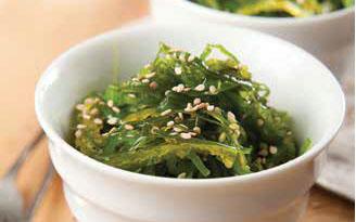 seweed-salad